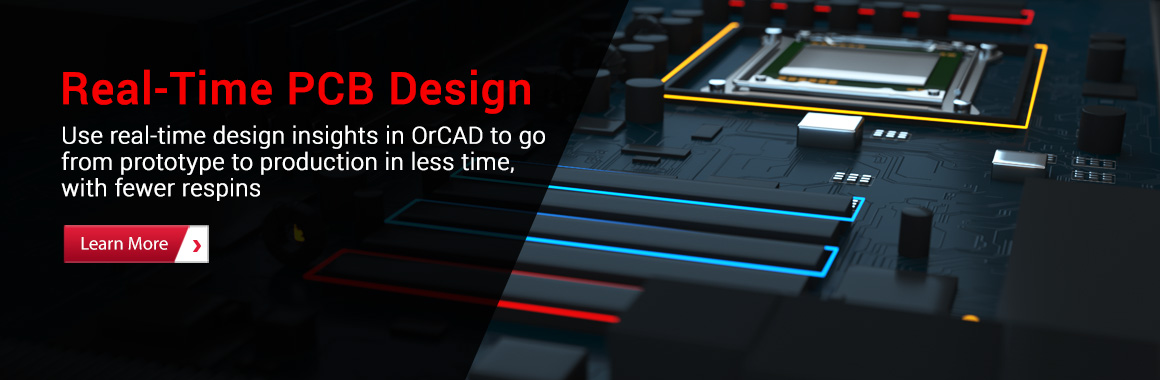 OrCAD Real Time Design